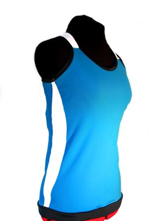 funktionsshirt-blau-front