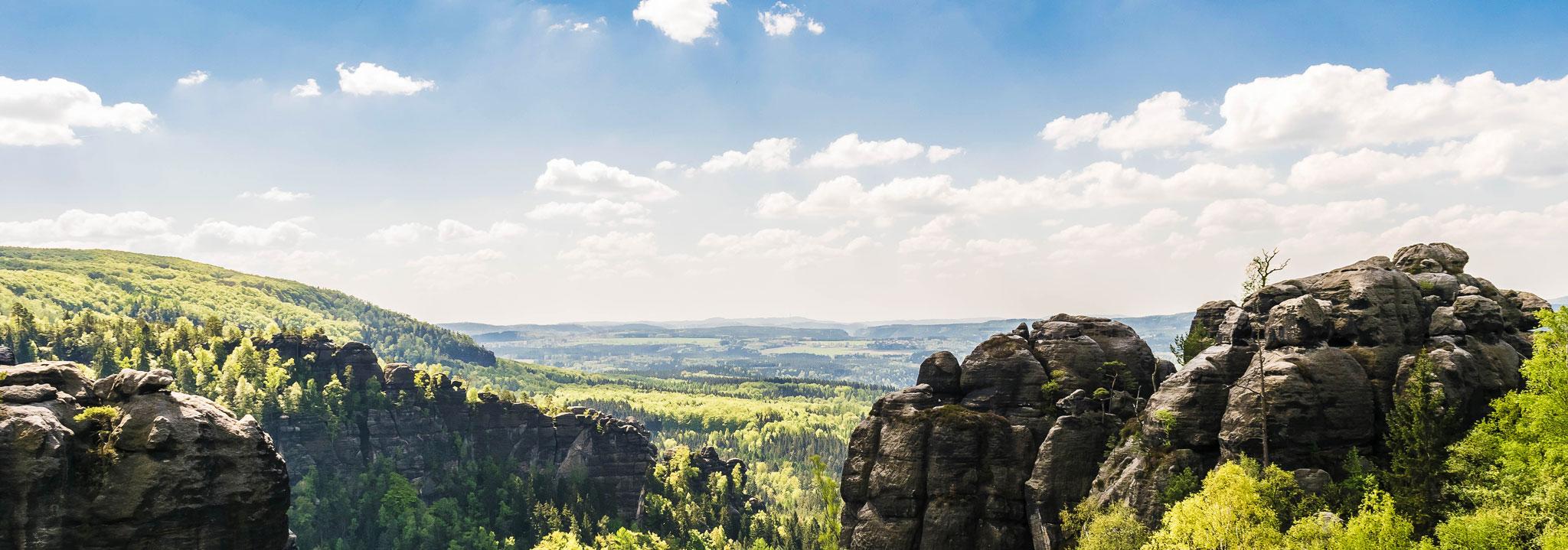 Titelbild Sächsische Schweiz